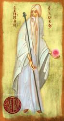 Saruman the White by StoryTellerF