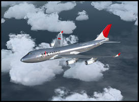 Japan Airlines Cargo by TrellBrown23