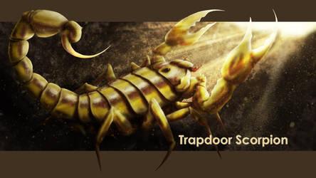 Trapdoor Scorpion by SolaraEona