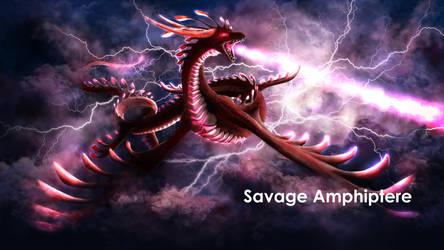 SavageAmphiptere by SolaraEona