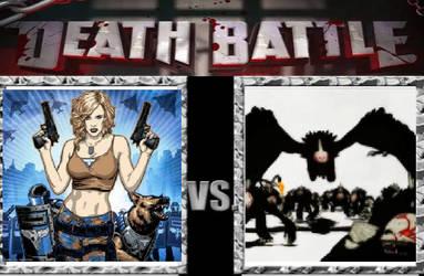 DEATH BATTLE Allied Forces (Red Alert) vs Grimm by Napasitart