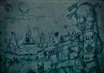 Opeartion : Nightfalls by Napasitart