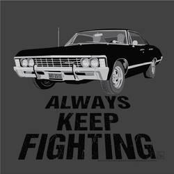 Baby, Always Keep Fighting by EmmaEsme