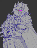 LICH KING SOMBRA by dx8493489