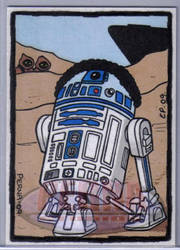 Cleveland as R2D2 by ElainePerna
