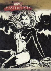 Goblin Queen Tony Perna 1 by ElainePerna