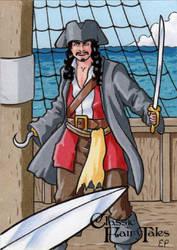 Captain Hook AP - Classic Fairy Tales by ElainePerna