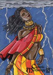 Oya - Classic Mythology III by ElainePerna