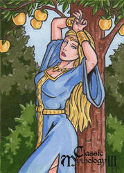 Idunn - Classic Mythology III by ElainePerna