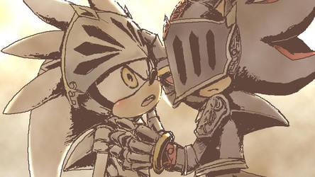 SatBK:Lancelot and... by MiU-K