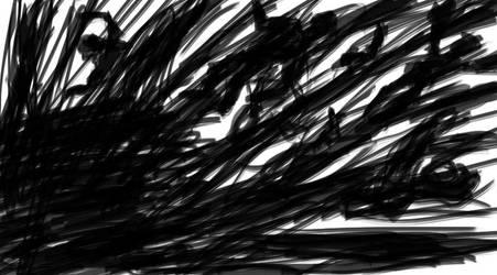 Blackness by artsy-geek
