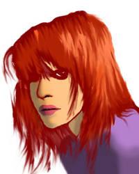 Haley Williams by artsy-geek