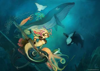 Ocean by ELK64