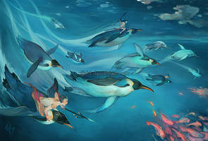 Under the sea by ELK64
