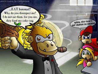 The Kongfather by darai