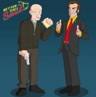 Better Call Saul by Flachzange