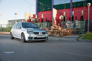 Clio Sport III by DomagojKovacic