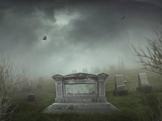 Cemetery Premade by LuizDG