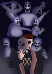 Blasphemy by NineTenOnetyOne