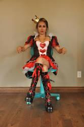 Queen Of Hearts Stock 05 by MeetMeAtTheLake2Nite
