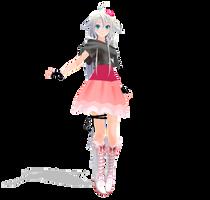 MMD Newcomer - Sapphire-style IA by SapphireRose-chan