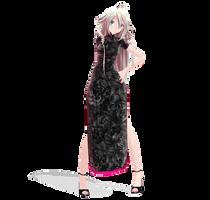 [MMD Newcomer] Tda China Dress IA by SapphireRose-chan