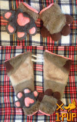 C.C. Hand Paws by 1PUPsuits