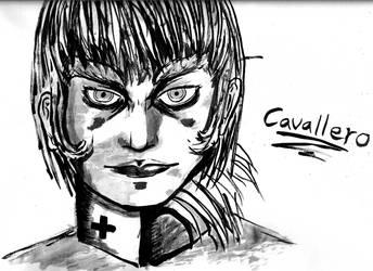 Cavallero Up Close by WilliamDuel