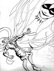 Eliza free sketch by WilliamDuel