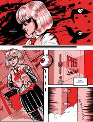 Red Rabbit Returns pg.2 by WilliamDuel