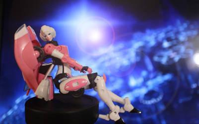 Transformers 2010 G1 Arcee by Nightko