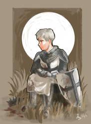 Holy Knight by tomato-bird