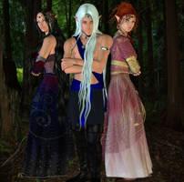 Elven Royalty by DiannaSilver