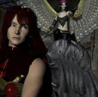 Reaper's Visit by DiannaSilver