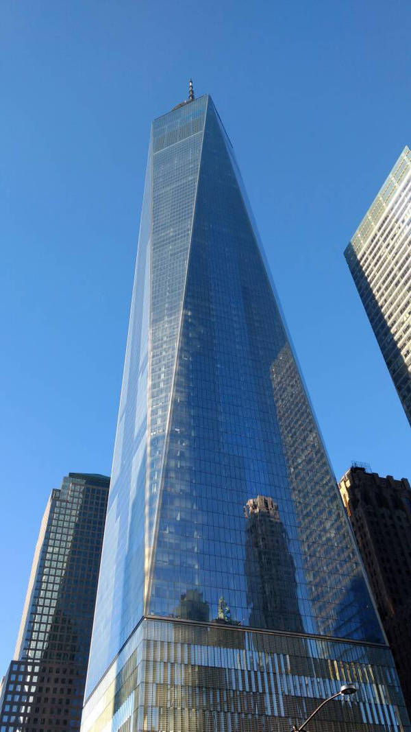 One World Trade Center (Best View) by Logan-The-Roleplayer