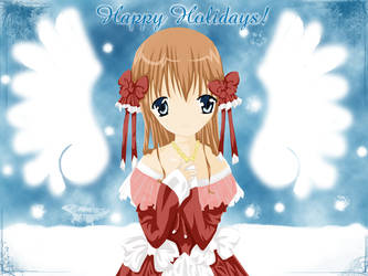 Happy Holidays by xxkagemushaxx