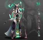 Dragon Shepherd by rhigu