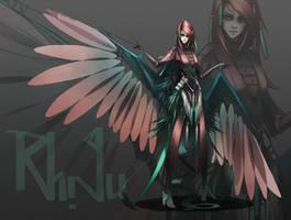 SkyDancer by rhigu