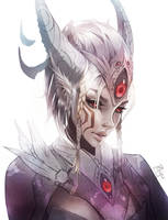 Necromancer by rhigu
