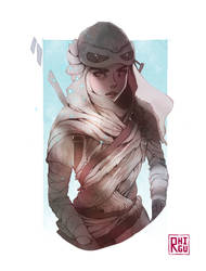Rey by rhigu