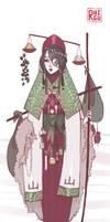 Mountain Healer by rhigu