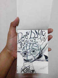 Master Yoda by JaiTuazon