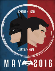Batman Vs Superman by JaiTuazon