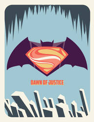 Dawn of Justice by JaiTuazon
