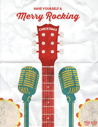 Merry Rocking Christmas by JaiTuazon