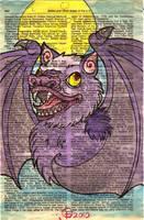 Kooky Bat by tifftoxic