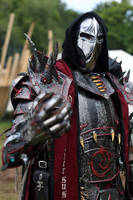 Mor'Amroth with Mask by MordorLegion