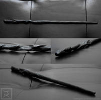 Joshie's Wand by mistergrinn