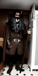 The Hobbit - Bifur by mistergrinn