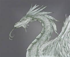 Quetzacoalt by FeatherSan